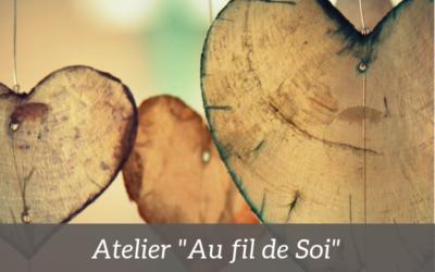 """Atelier """" Au fil de Soi """"  16/03/19"""